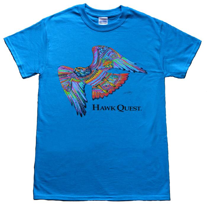 Rainbow Hawk T-Shirt